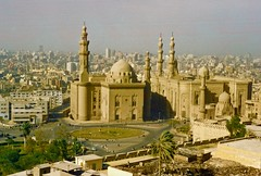 Sultan Hasan Mosque (nic*j) Tags: egypt hassan cairo