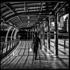 Bangkok Business (Armin Fuchs) Tags: arminfuchs bangkok thailand sathornsquare man