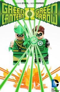 The Green Lantern/Green Arrow Collection Vol. 1