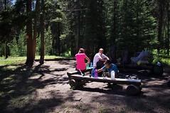 Second Break (michael.veltman) Tags: yellowstone loop backpacking trail specimen creek gallatin mountains national park