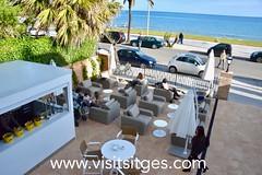 Brindis per Casa Vilella (Sitges - Visit Sitges) Tags: hotel casa vilella sitges visitsitges inauguració inauguración brindis boutique restaurant restaurante