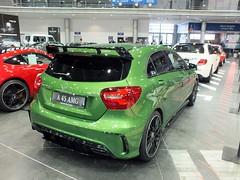 Mercedes-AMG A45 W176 (junktimers) Tags: mercedesamg a45 w176