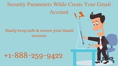 Tips to Secure Gmail Account (heidemiller) Tags: gmail security tips parameter while crating account google protect