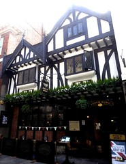 [49748] York : Punch Bowl (Budby) Tags: york northyorkshire timbered pub publichouse