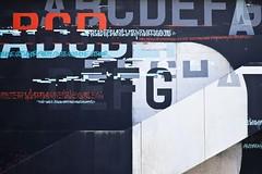 Escalier calligraphique (Gerard Hermand) Tags: 1704117456 gerardhermand france paris canon eos5dmarkii formatpaysage nanterre rue street art streetart peinture paint lettre letter escalier stairway mur wall