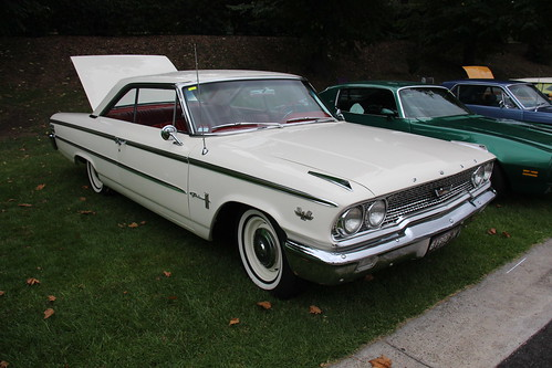 1963 Ford Galaxie 500 Sports Roof 427