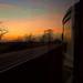 Rückfahrt im OEG-Zug 303/313 von Sâmbăteni nach Arad