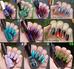 Desafio Musical (Resumo) (A Garota Esmaltada) Tags: agarotaesmaltada unhas esmaltes unhasdecoradas unhasartísticas nails nailart nailpolish naildesign desafio desafiomusical manicure