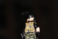 Para-Military Operations (lego slayer) Tags: lego legos special forces tiger stripe sunglasses citizen brick minifigco brickarms london berlin south africa cleveland