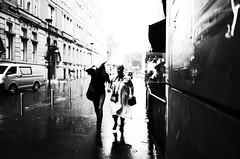 Rainy (bigboysdad) Tags: blackandwhite bw monotone monochrome ricoh gr street