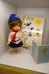 Doll of the Young Pioneers (quinet) Tags: 2016 berlin derjungepionier eastgermany gdr museuminderkulturbrauerei germany