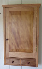 Wall cabinet (marlow_pete) Tags: woodwork