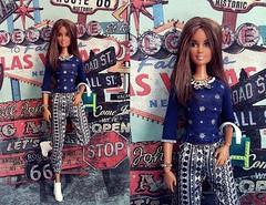 Teresa (fashionstyleVM) Tags: barbie barbiedoll barbiefashionistas barbiecaligirl barbiecaligirlteresa teresa barbieteresa fashionistas
