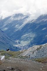 Found Photo - Switzerland Zermatt Matterhorn 1 - June 1959.tif (David Pirmann) Tags: foundphoto mountain switzerland alpine zermatt