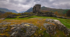 Dolbadarn Castle (Lee~Harris) Tags: castle fortification wales landscape rugged history architecture mountains cloud beauty love castles landscapes serene nikon historic ngc wall