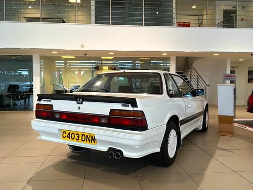 1985 Honda Prelude 1.8Litre Automatic