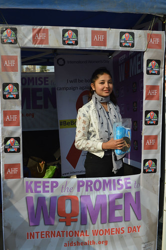 International Women's Day 2017: Nepal