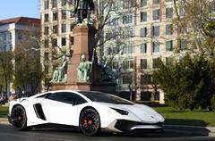 Lamborghini Aventador SV (Mysea!) Tags: lamborghini aventador sv autó nikon df 50mm hungary budapest car sportcar worldcars