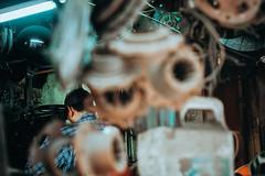 _DSC4965 (Tiến Long) Tags: street life streetlife black blackandwhite white dalat đà lạt vietnam việt nam old market streetseller seller work