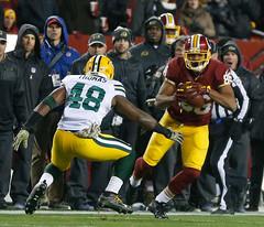 2016 Redskins-Packers (122) (maskirovka77) Tags: 4224 aaronrodgers dc fedexfield greenbay jamesoncrowder kirkcousins packers pierregarcon redskins robertkelley washington