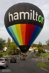 Landed (Spark-Photo) Tags: air hamilton balloon waikato hot