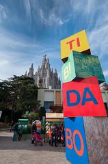 Tibidabo, Temple Expiatori del Sagrat Cor- Barcelona