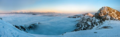 Sunset at Chopok 7 (Wesss17) Tags: sunset chopok jasna low tatras nizke tatry zapad slnka snow mountains rock