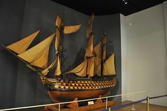 DSC_1379 (Martin Hronský) Tags: martinhronsky paris france museum nikon d300 summer 2011 trp military ships wooden decak geotagged
