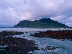 Skagsanden beach (JaZ99wro) Tags: 645 e100g e6 f0324 mamiya645protl norway norwegia opticfilm120 tetenal3bathkit analog beach exif4film film