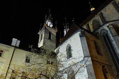 Church of Our Lady before Týn (Hythe Eye) Tags: prague praha czechrepublic churchofourladybeforetýn