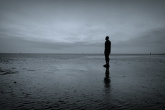 LOST (saile69) Tags: antony gormley anotherplace merseyside statues canon 750d