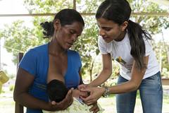Logística Vacinal Área Indígena (Secretaria Especial de Saúde Indígena (Sesai)) Tags: tabatinga amazonas 2017 março vacina vacinação imunização amamentação aldeia belémdosolimões enfermeira