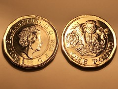 New British £1 Coin Legal Tender 28/3/17 (Dano-Photography) Tags: flickrsbest independencereferendum brexit coincollector moneymoneymoney newpoundcoin poundcoins poundcoin britishpound newpound newcoin newmoney loot elizabethii queenssterling sterling dodecagonal scottishthistle britishmoney coloured goldcoin gold intriguing interesting wow pound pounds currentaccount isa account hologram latentimage nickelbrass nickelalloy bimetallic pocketmoney dosh coins bankers clydesdalebank royalbankofscotland rbs bankofscotland bankofengland santander 2017 dano newcurrency flickrexplore metallicobjects metalobject metal banking savings cash wages mint cameraphone iphone7plus iphone thequeen queenelizabeth scottish royalmint 12sided newonepoundcoin onepoundcoin £1coin £1 currency british money new coin legaltender