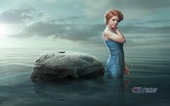 Carlos Atelier2 - Mulher misteriosa (Carlos Atelier2) Tags: carlos atelier2 mulher misteriosa mar