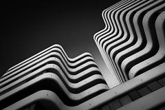 Zebra Building (TS446Photo) Tags: nikkor architecture building noiretblanc france stripes contrast d810 travel zeiss