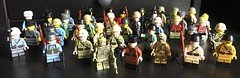LEGO Citizen Brick Day-4 haul (after) (dmikeyb) Tags: lego german russian wwii ww2 soldiers soldier officer weapon proto prototype rare minifigures minifigs minifig minifigure custom cool citizen brick cb day 4 day4 event