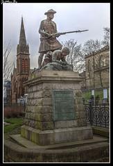 Guerra de los Boers de Falkirk (jemonbe) Tags: escocia scotland alba jemonbe guerradelosboers sudafrica juancampbell falkirk stirling