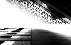 Homage to the shapes_04 (perceptions (creative pause)) Tags: cologne bw graphic urban reflections mediapark