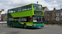 32844 - First Kernow (First Southwest) Camborne April 2017 (Dave Growns) Tags: 32844 mig3844 firstgroup firstkernow firstsouthwest kernow firstcornwall cornwall exbusesofsomerset plaxtonpresident dennistridentplaxtonpresident plaxton dennistridentpresident president cambornebusstation camborne cambornebusdepot uk bus buses southwestbuses southwest lowfloor publictransport sorrynotinservice mig 3844