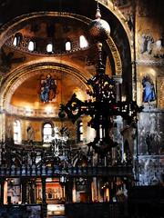 The Gold of San Marco 1 (Izzy's Curiosity Cabinet in Venice Mood) Tags: venise venezia venedig venice pala doro san marco tresor joyaux