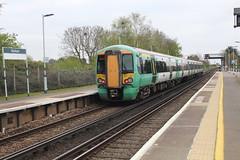 377145 (matty10120) Tags: barnham railway station southern class rail train transport travel england south 377
