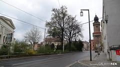 20170415_171555 (uweschami) Tags: görlitz stadt zentrum nicolaiturm nicolai kirche zwinger altstadt schamberger galaxy neisse grenze
