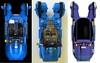Lego Blade Runner Spinner Comparison
