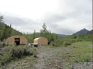 Alaska Dall Sheep Hunt & Moose Hunt 32