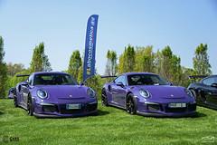 GT3RS (Luca Crotti Photography) Tags: porsche gt3rs rs ultraviolet double carsandcoffee brescia 2017 carporn automotive supercar
