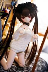 New Wig Ver.2 (Haku1923) Tags: dollfiedream doll dd dollfie mdd