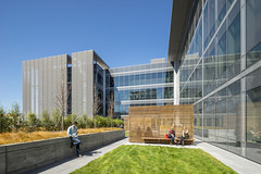 (Commercial Property Executive) Tags: sanfrancisco police firedepartment policestation firestation sfpdsffd publicsafety hok cavagnero dpw pankow concrete facade missionbay leed sustainable greenarchitecture greenroof zinc screen california unitedstates