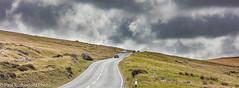 Preseli Convoy (paulrutherford08) Tags: cars preseli hills pembrokeshire photograph 2017 driving clouds dark road