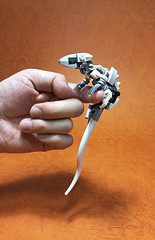 LEGO Mech Lizard-01 (ToyForce 120) Tags: lego robot robots mecha mech mechanic legomech legomoc