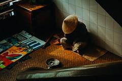 _DSC4909 (Tiến Long) Tags: street life streetlife black blackandwhite white dalat đà lạt vietnam việt nam old market streetseller seller work